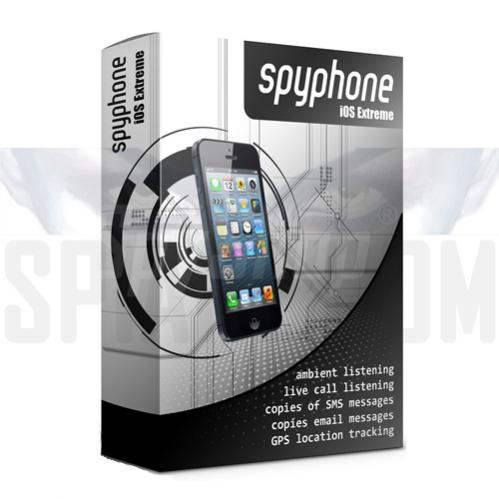 registratore spia per iphone