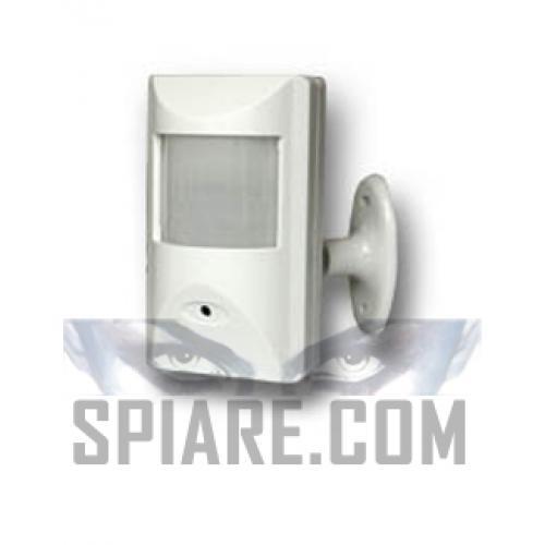 Microtelecamera filare nascosta in sensore antifurto