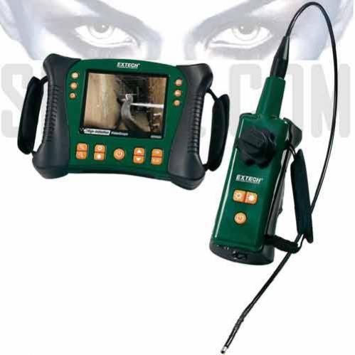 Telecamera endoscopio con sonda ad alta risoluzione Extech