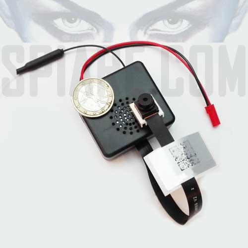 Telecamera spia wifi trasmissione video diretta in full HD