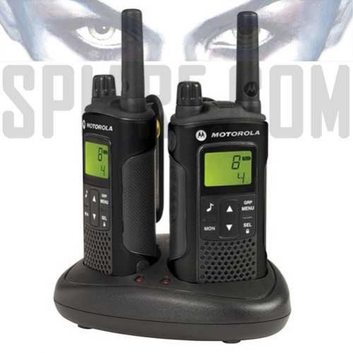 Walkie Talkie Ricetrasmittenti IPX2 Motorola XT180
