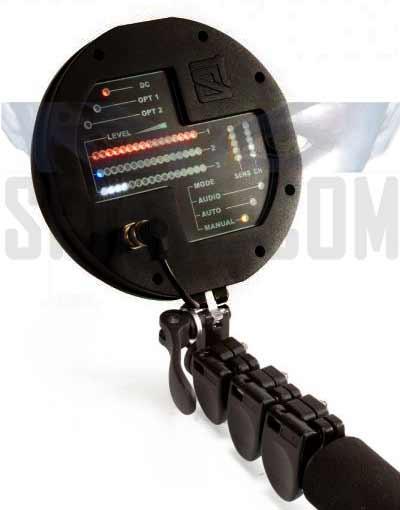 Antenna rilevatore microspie spente registratori vocali con led accessi