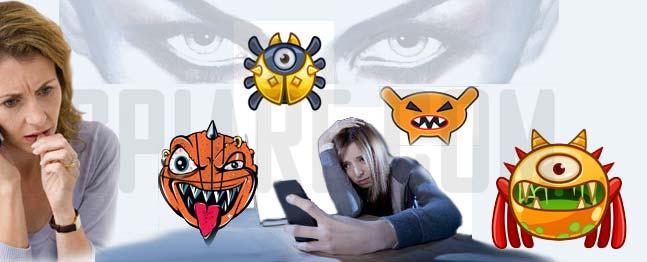 figli vittime cyberbullismo giochi suicidi molestie sessuali online smartphone cellulare mostri