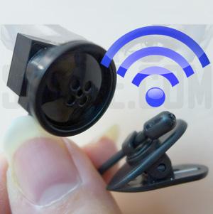 Microtelecamera per Esami per trasmettere immanini di testo via Wifi su cellulare