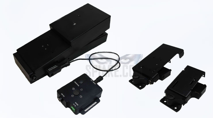 brandeggio mini ptz telecamere videosorveglianza professionale