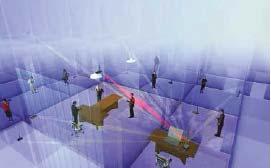 monitoraggio radiofrequenze e rilevamento di microspie uffici aule aree sensibilisistema modulare
