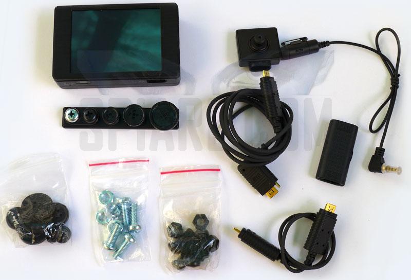 micro videoregistratore tascabile full hd con microtelecamera digitale