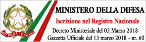 Licenza Ministero Difesa